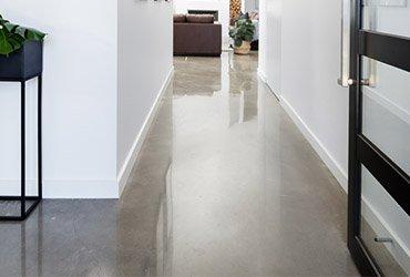 concrete polishing