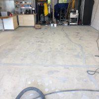 concrete polishing preparation