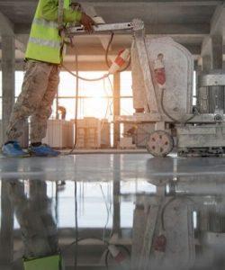 concrete polished